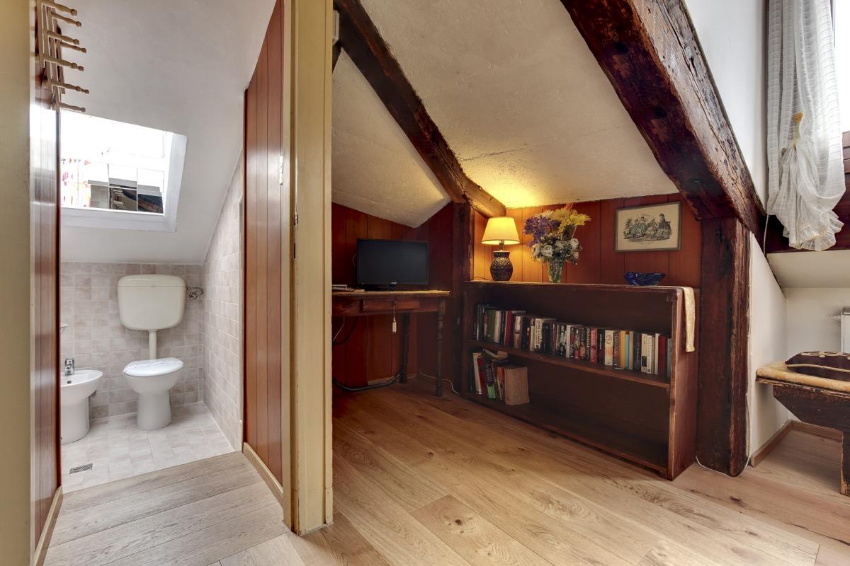 Attic Apartement